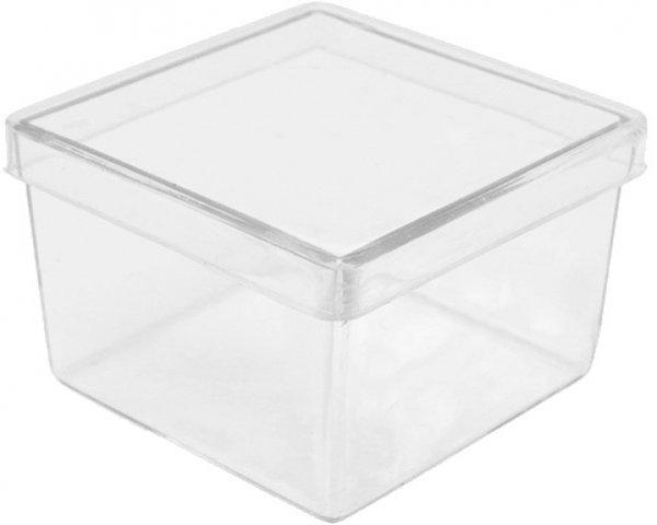 Caixa acrílica 5x5x5